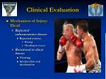 clinical evaluation8
