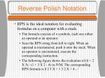 reverse polish notation6