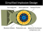 simplified implosion design