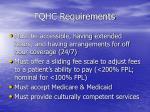 fqhc requirements1