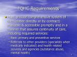 fqhc requirements2