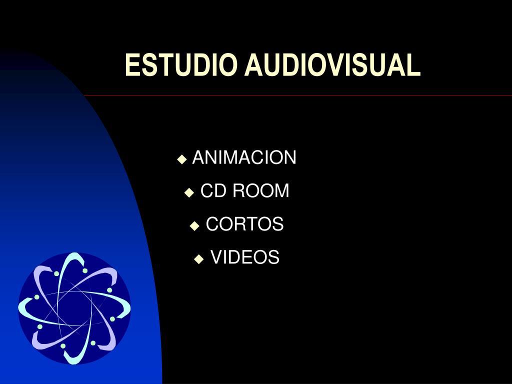 estudio audiovisual l.
