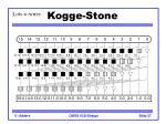 kogge stone