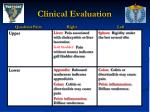 clinical evaluation15