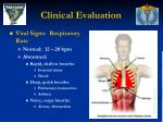 clinical evaluation19