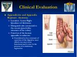 clinical evaluation37