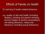 effects of family on health4