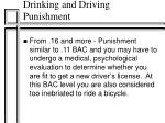 drinking and driving punishment3