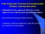fully endoscopic transnasal transsphenoidal pituitary adenoma resection4
