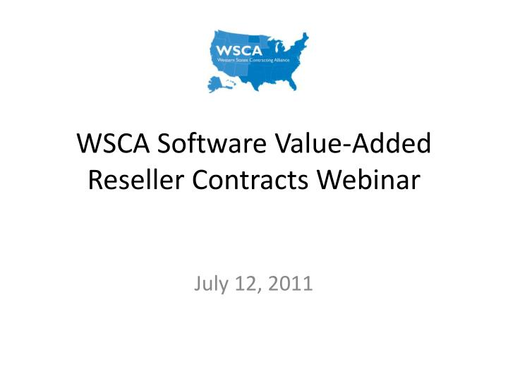 wsca software value added reseller contracts webinar n.