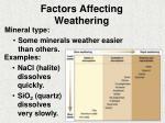 factors affecting weathering3
