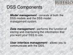dss components1
