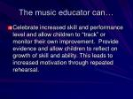 the music educator can2