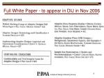 full white paper to appear in dij in nov 2006