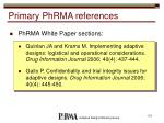 primary phrma references2