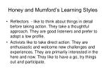 honey and mumford s learning styles1