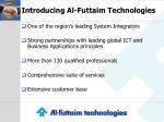 introducing al futtaim technologies