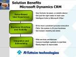 solution benefits microsoft dynamics crm1