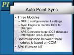 auto point sync1