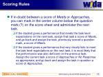 scoring rules1