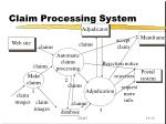 claim processing system