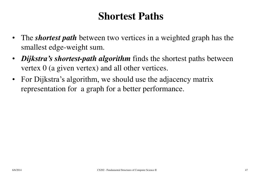 PPT - GRAPHS – Definitions PowerPoint Presentation - ID:1186813