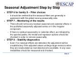 seasonal adjustment step by step2
