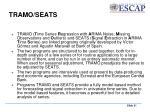 tramo seats