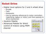 robot drive