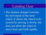 landing gear23