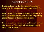august 24 ad 79