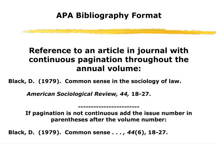 bibliography format The in-text citation is a brief reference within your text that indicates the source you consulted it should properly attribute any ideas, paraphrases, or direct quotations to your source, and should direct readers to the entry in the list of works cited.