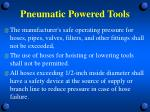 pneumatic powered tools2