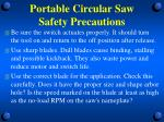 portable circular saw safety precautions1