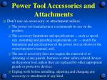 power tool accessories and attachments1