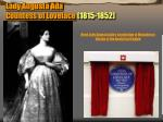 lady augusta ada countess of lovelace 1815 1852