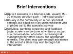 brief interventions1