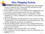 flux mapping system
