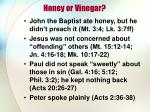 honey or vinegar3