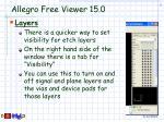 allegro free viewer 15 010