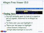 allegro free viewer 15 011