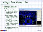 allegro free viewer 15 015