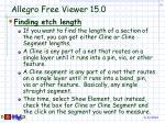 allegro free viewer 15 023