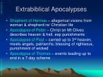 extrabiblical apocalypses2