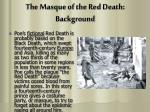 the masque of the red death background