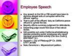 employee speech3