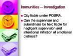 immunities investigation1