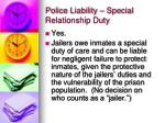 police liability special relationship duty3