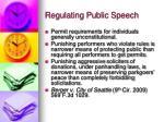 regulating public speech3
