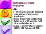 termination of public employees2